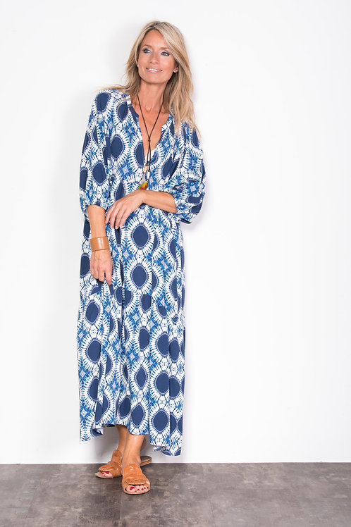 Blue dress LAC