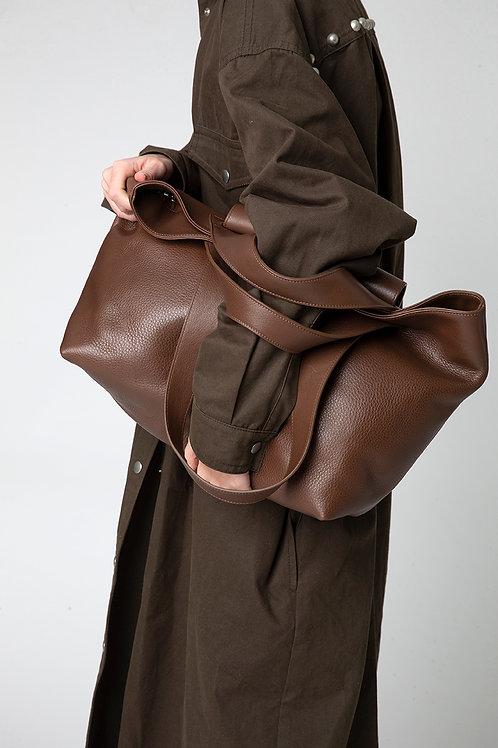 Plen bag brown N-A