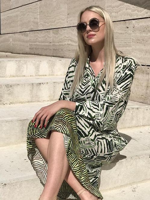 Green dress LAC