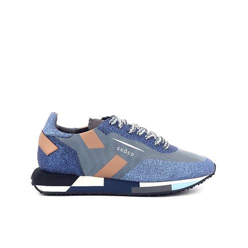 Blauwe sneakers Ghoud