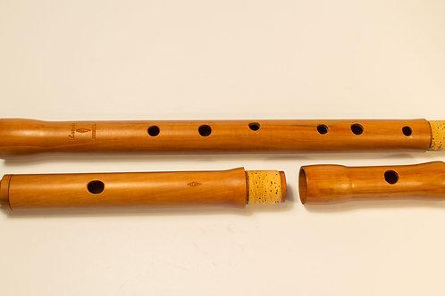 Flûte Irlandaise en Poirier Suisse