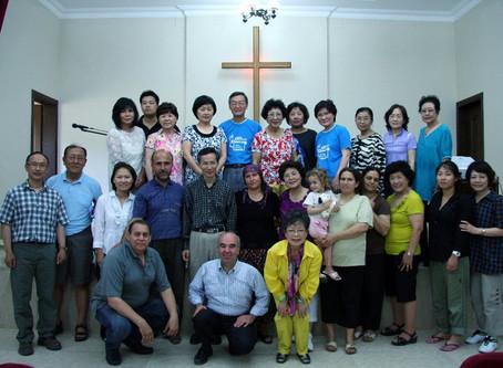 2020년 9월 선교 중보 기도제목