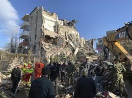 2019년 11월 기도편지(알바니아 지진 복구를 위한)