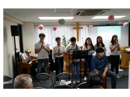 2018년 7월 기도편지: 윤인중 선교사
