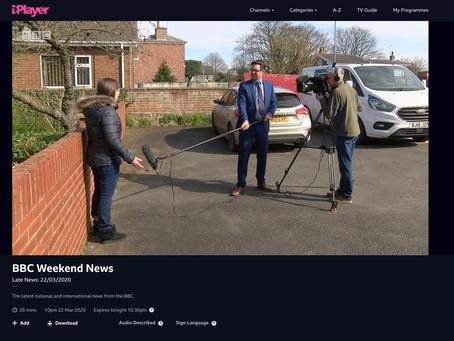 News Camera Operator Available