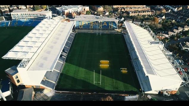 Cadddick Construction Headingley Stadium Redevelopment - Barrass Creative