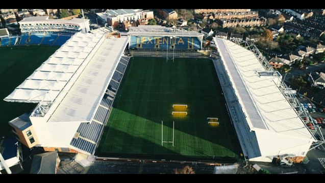 Cadddick Construction Headingley Stadium Redevelopment - Barrass Creative