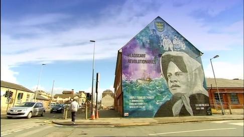 "BBC ""The One Show"" - Mural Maestro"