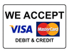 VISA, DEBIT CARDS, Flycam UK