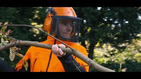 The Tree Fellas Hull Ltd Promo - Barrass Creative