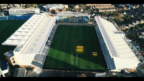 Caddick Construction - Headingley Stadium Redevelopment