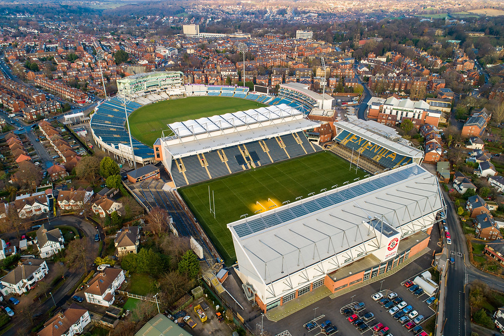 Emerald Headlingley Stadium Leeds