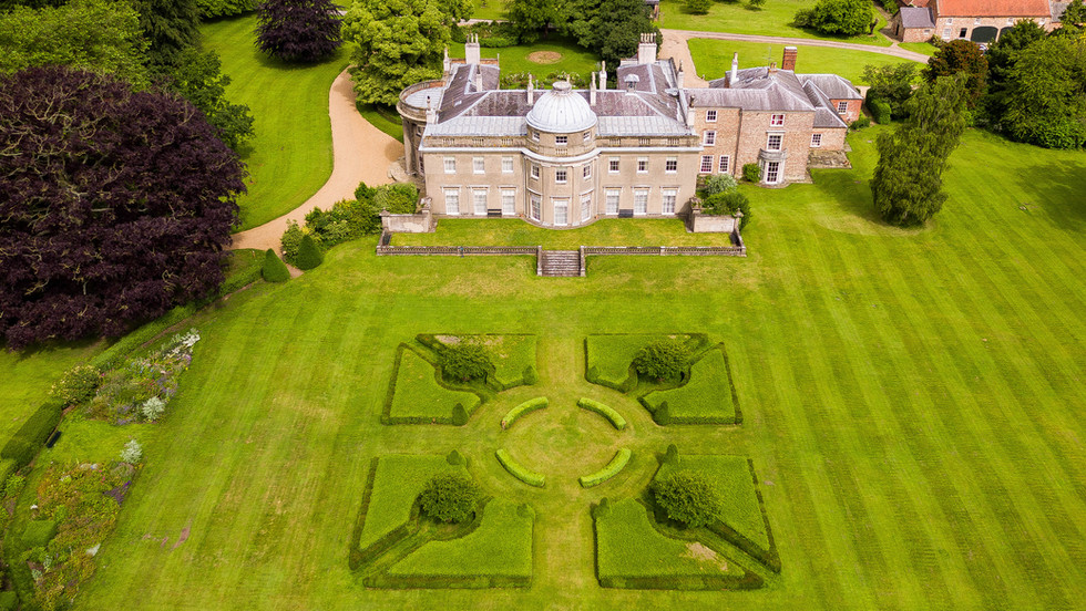 Scampston Hall and Gardens