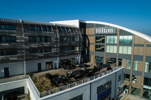 Hilton Hotel at The Ageas Bowl