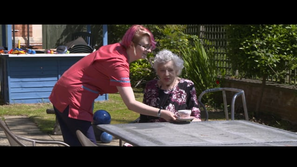 Woodbury House Care Home - Brighterkind