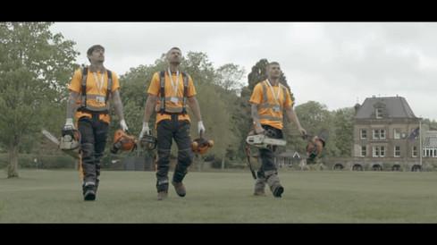 Treefellas Promo - Barrass Creative