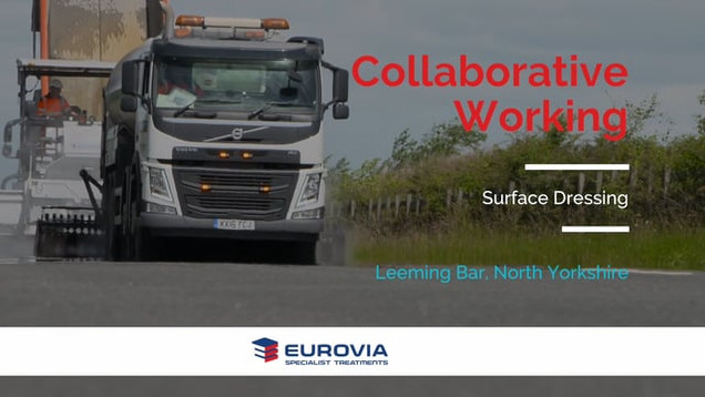 Collaborative Working - Eurovia Specialist Treatments