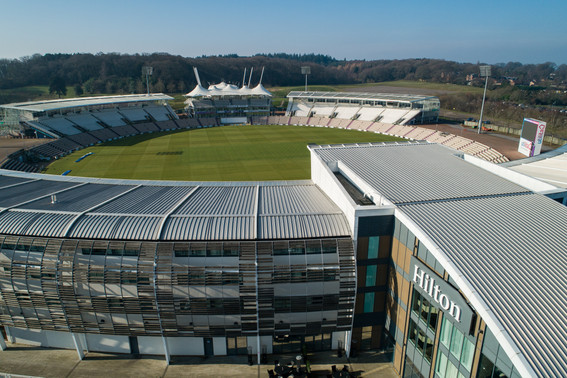 Hilton Hotel at The Ageas Bowl