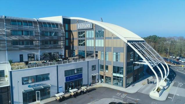 Hilton at The Ageas Bowl - The Marketing Cafe