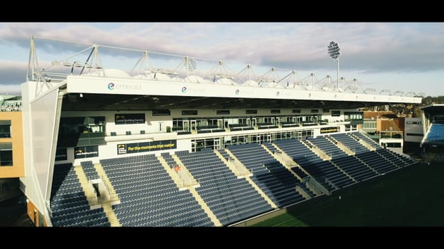 Caddick Construction - Headingley Stadium Redevelopment Social Media - Barrass Creative