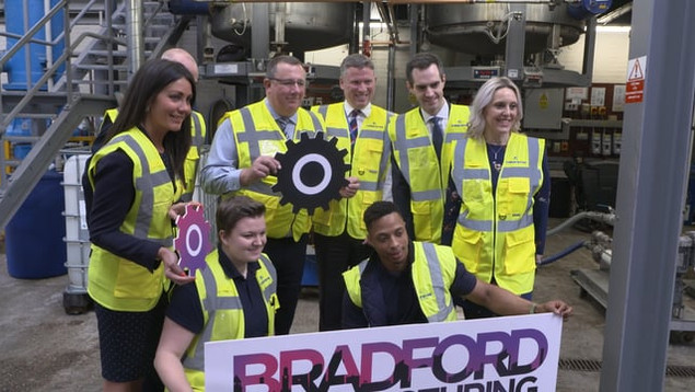 Bradford Manufacturing Week - Dexter Media
