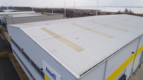 Roof Inspection Images