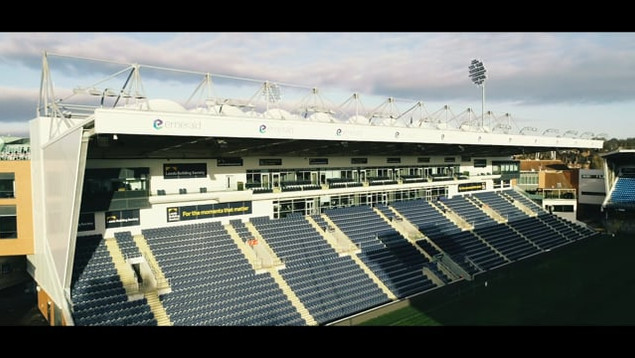 Caddick Construction Emerald Headingley Redevelopment - Barrass Creative