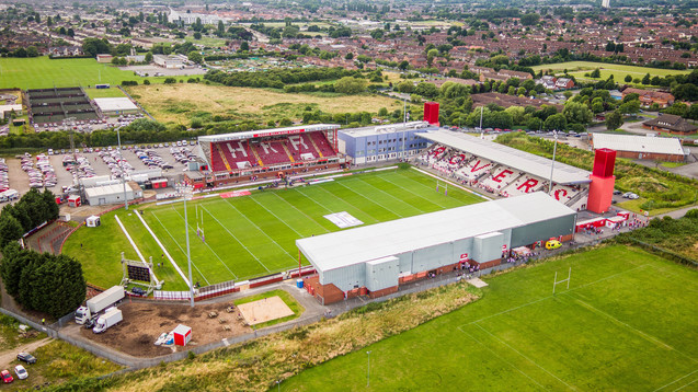 Hull KR Stadium