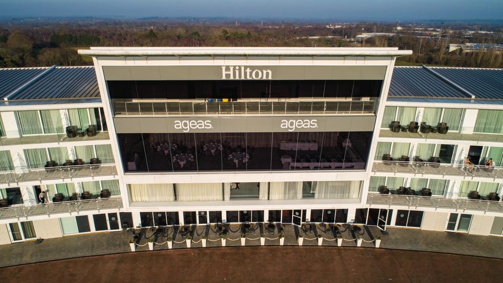 Hilton at The Ageas Bowl