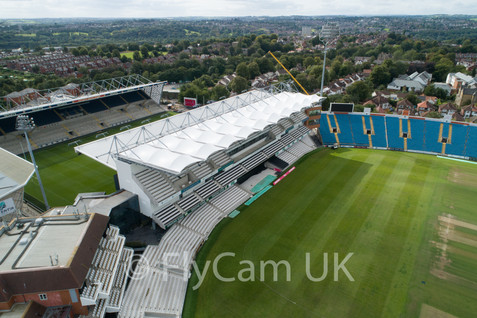 New North Stand - Emmerald Headingley Stadium