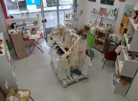 La boutique du Monde de Nana