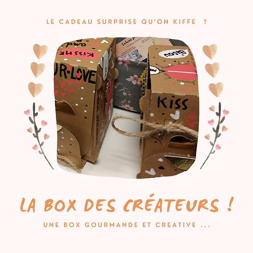 """Box """"Des créateurs"""""""