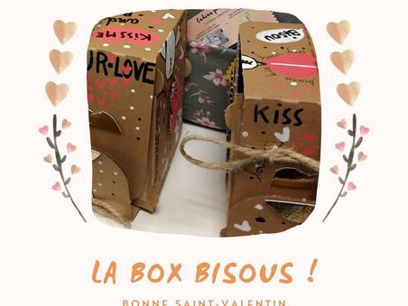 ♥ BOX BISOUS SAINT VALENTIN ♥