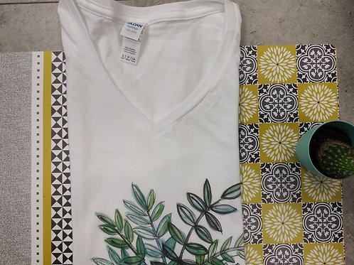 """Tee-shirt Femme """"Détente"""""""