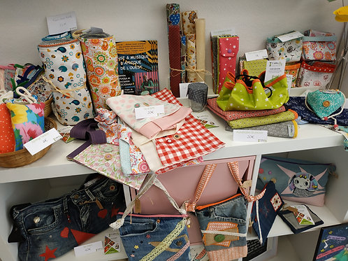 L'ATELIER DU MY - Artisanat couture, zéro déchets et upcycling