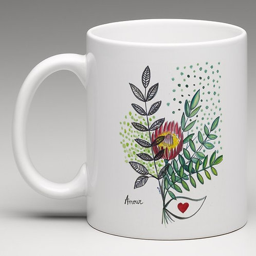 """Mug """"Amour"""""""