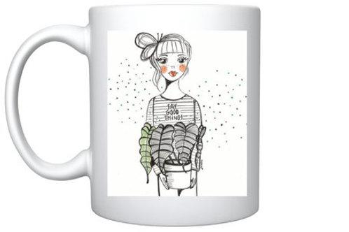 """Mug """"Good feeling"""""""