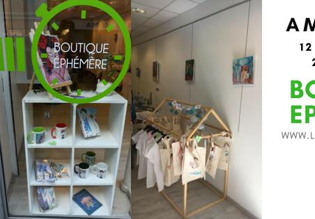 Boutique Ephémère Amplepuis 21 /22 juillet