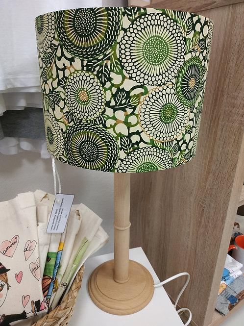 Lampe papier japonais - Sandrine Demollière Tapissière d'ameublement