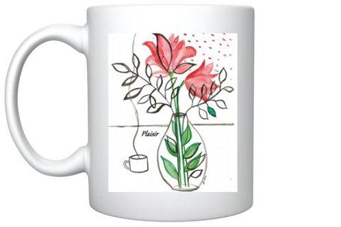 """Mug """"Plaisir"""""""