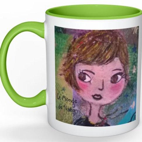 """Mug """"Amélie"""""""