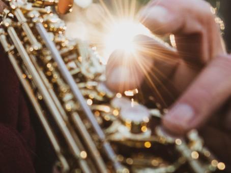 Saxofonen gråter för sveriges skogar