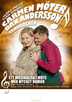 Carmen Anderson Tonkrock  pianist Patrik