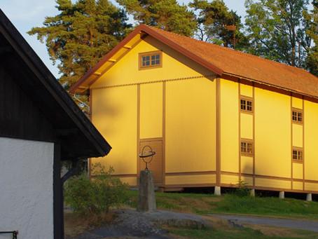 Tre fulla hus på Magasinet!