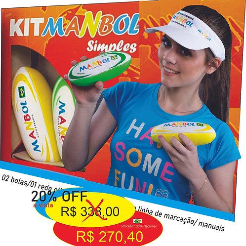 Kit MANBOL SIMPLES