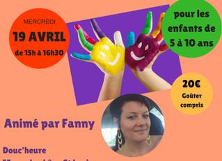 Nouvel Atelier Happy Hands