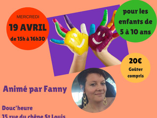 Nouvel Atelier Happy Hands