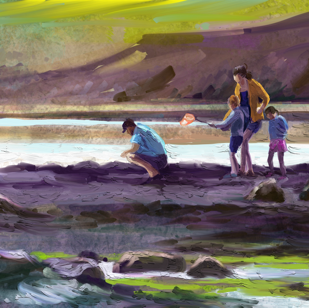 The Beach Combers
