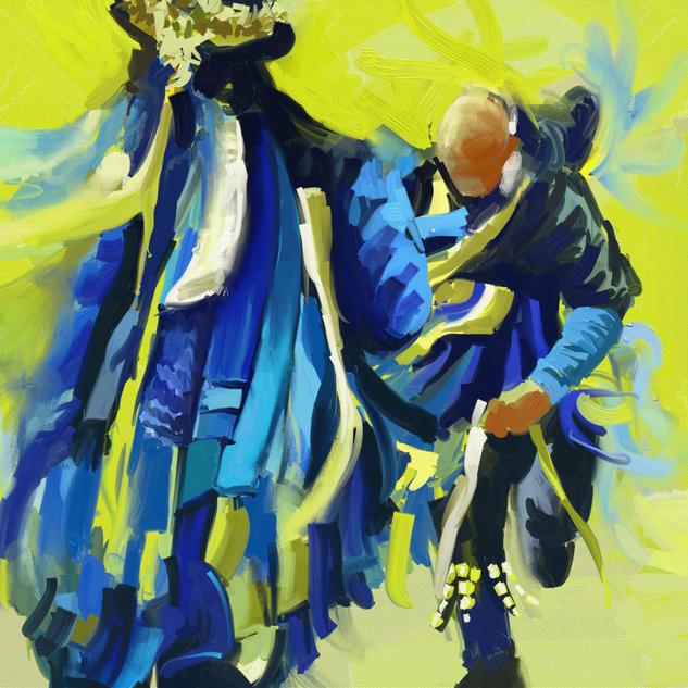 The Morris Dancers