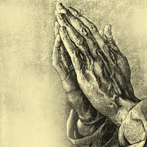 Fünf-Finger-Gebet